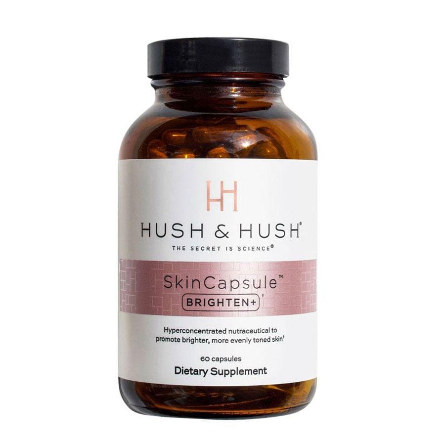 Viên Uống Hỗ Trợ Trắng Da Image Hush & Hush Skin Capsule Brighten+