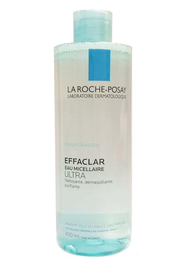 Nước Tẩy Trang La Roche-Posay Ultra Oily Skin Cho Da Dầu Mụn
