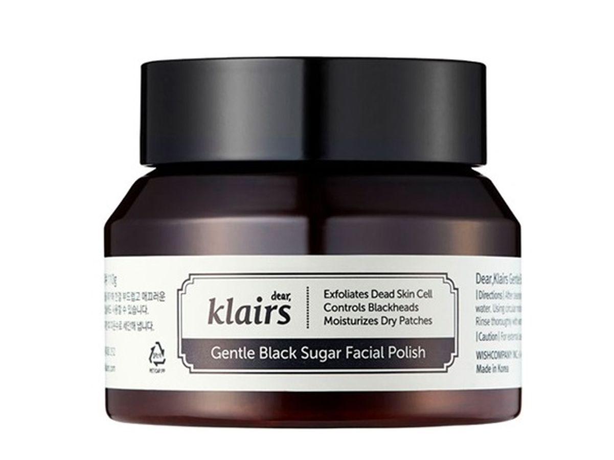 Tẩy Tế Bào Chết Đường Đen Klairs Gentle Black Sugar