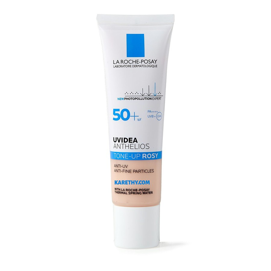 Kem Chống Nắng La Roche-Posay Uvidea Anthelios Tone-up Rosy SPF50+