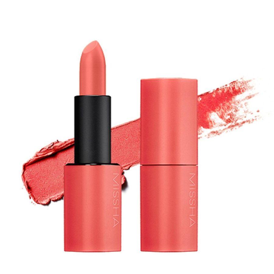 Son Thỏi Lì Missha Dare Rouge Velvet Lipstick