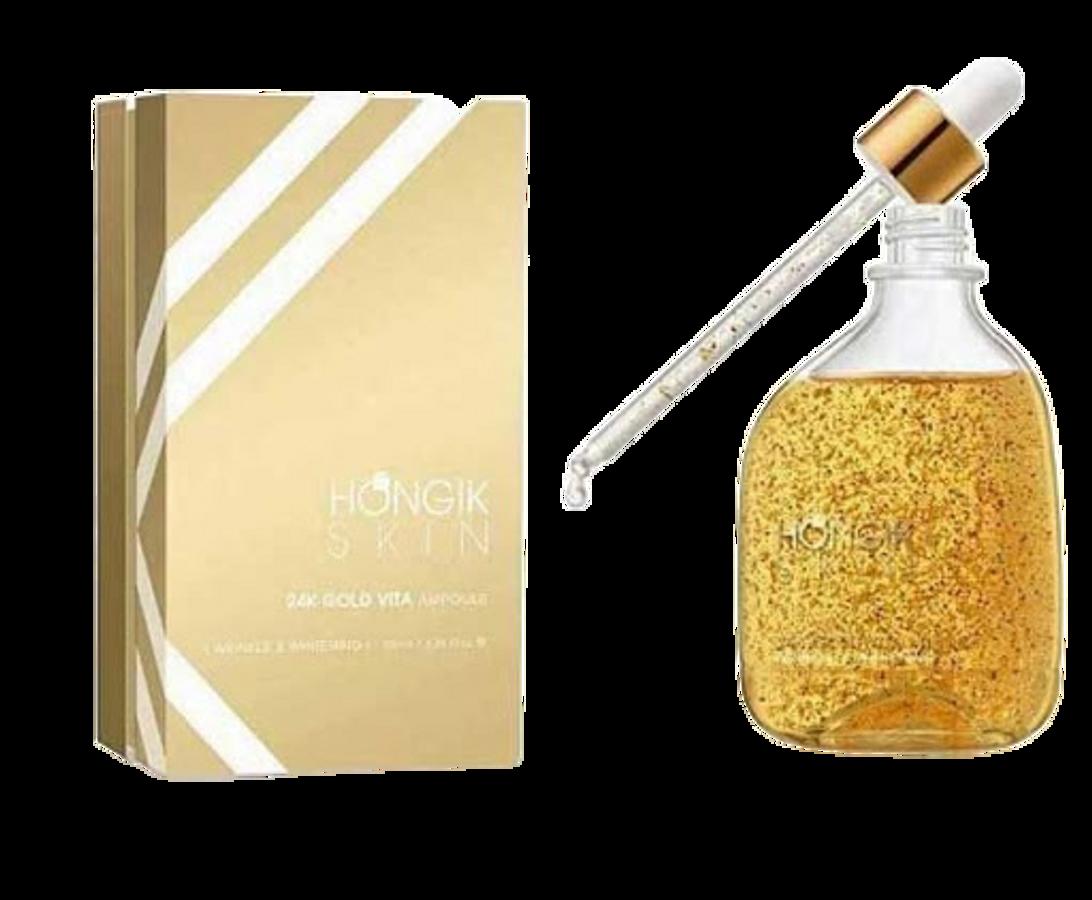 Tinh Chất Vàng Non Hongik Skin 24K