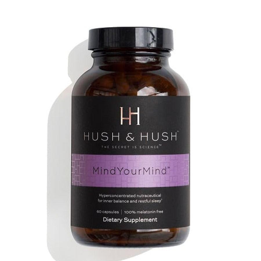 Viên Uống Hỗ Trợ Cải Thiện Giấc Ngủ Hush & Hush Mind Your Mind
