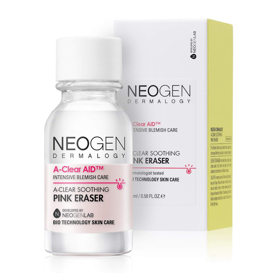 Neogen A-Clear Soothing Pink Eraser Chấm Mụn, Giảm Mụn Nhanh
