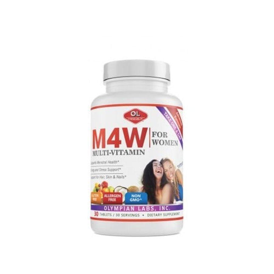 Olympian Labs M4W Multi-Vitamin For Women Bổ Sung Vitamin Cho Nữ