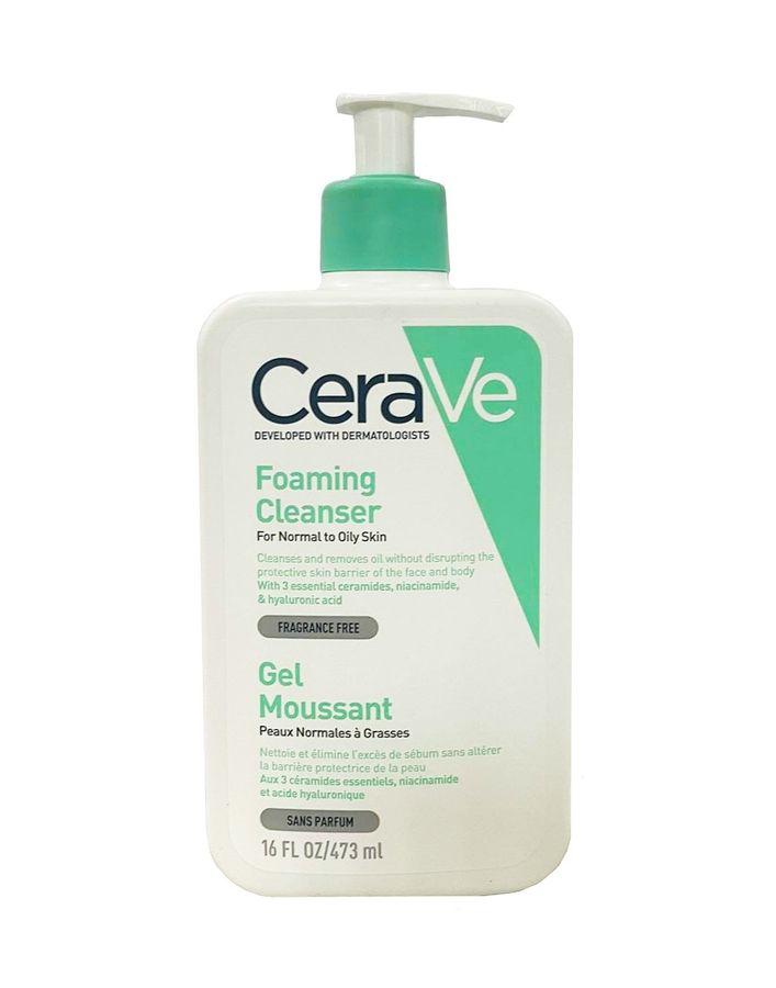 Sữa Rửa Mặt CeraVe Foaming Facial Cleanser Chính Hãng