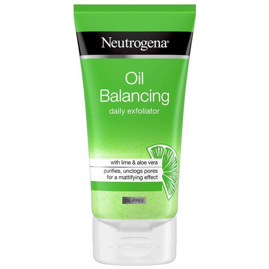 Sữa Rửa Mặt Kiềm Dầu Neutrogena Oil Balancing Daily Exfoliator
