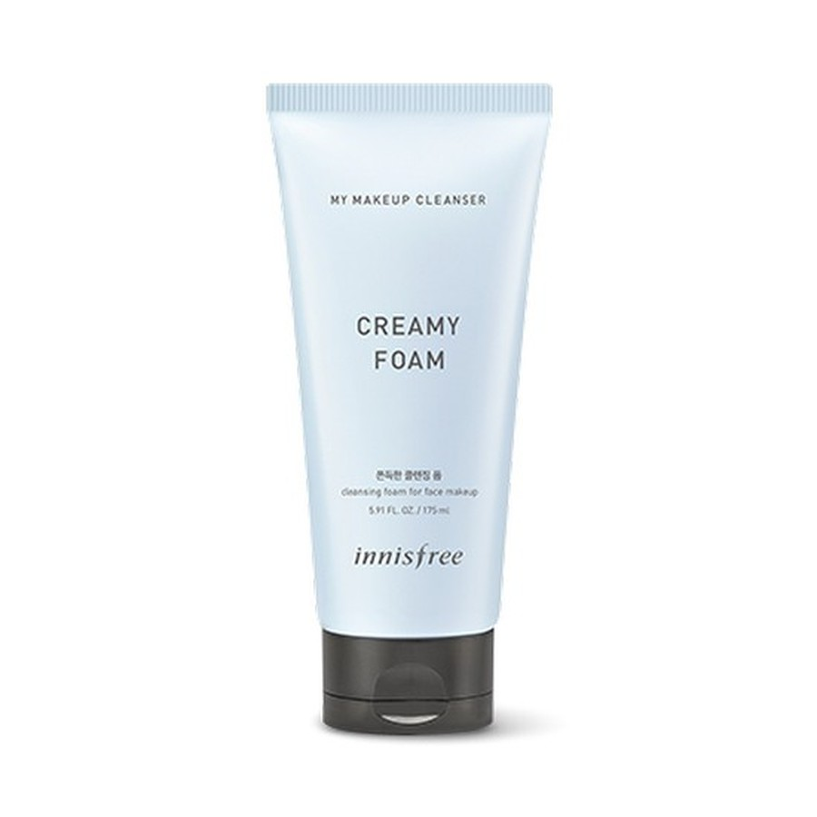 Sửa Rửa Mặt 2 Trong 1 Innisfree My Makeup Cleanser Creamy Foam