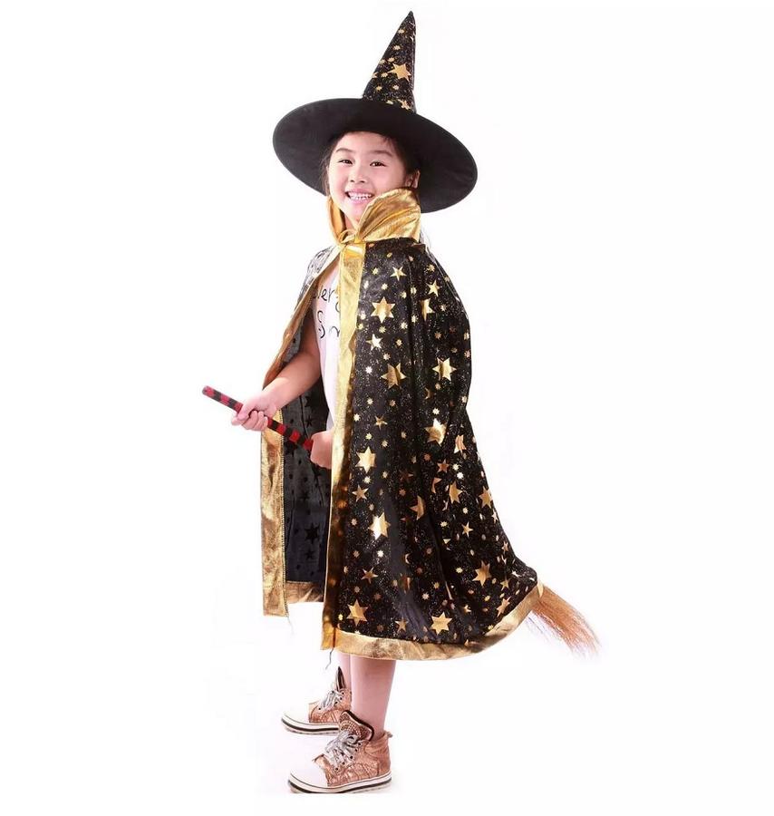 Bộ Đồ Hóa Trang Halloween Nhiều Mẫu Cho Bé