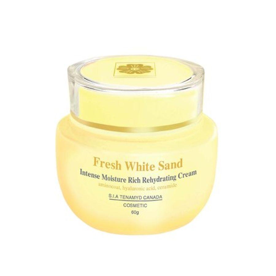 Kem Dưỡng Tenamyd Fresh White Sand Intense Moisture Rich Rehydrating Cream 60g