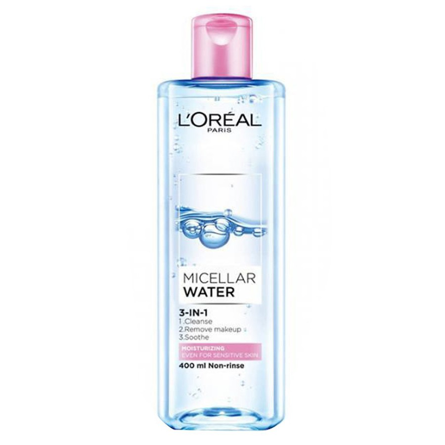 Nước Tẩy Trang Dưỡng Ẩm LOreal Paris Micellar Water 400ml