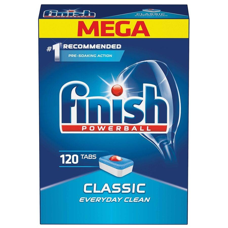 Hộp 120 Viên Rửa Chén Finish Classic QT09444