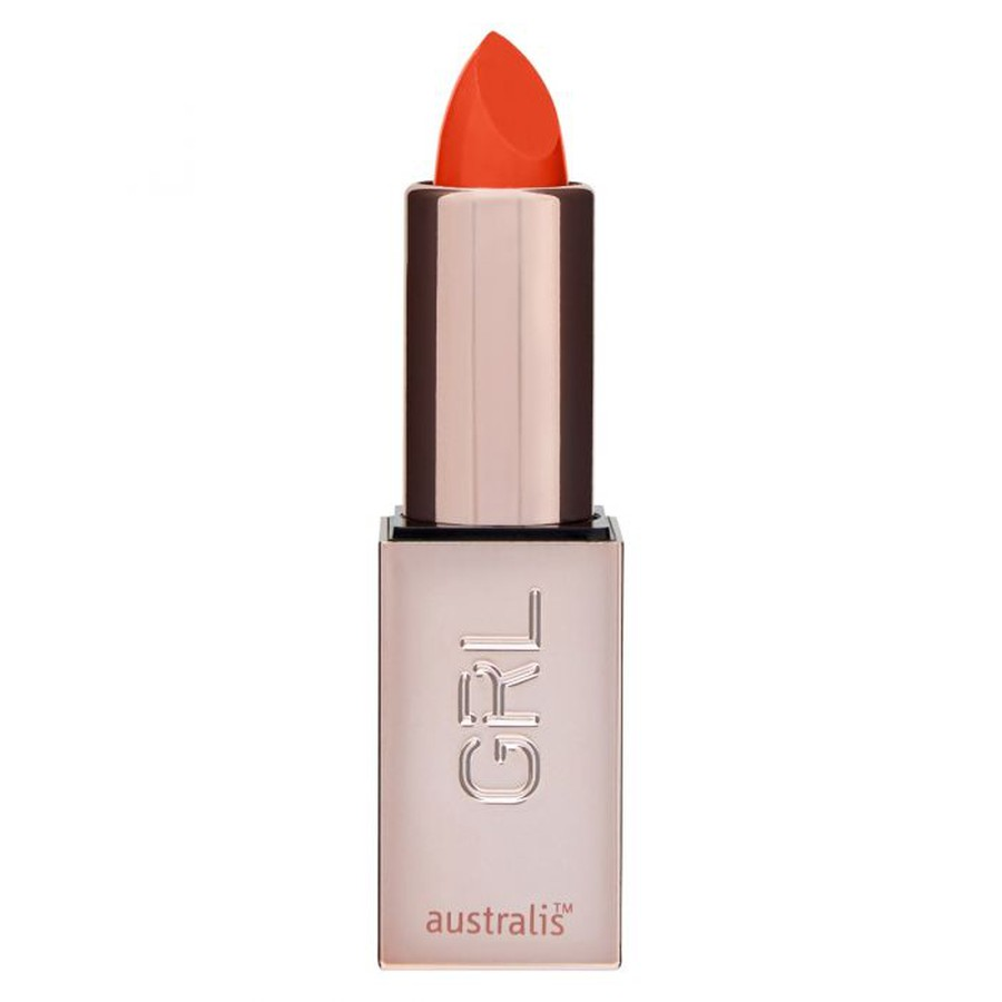 Son Lì Dưỡng Môi Australis Grlboss Satin Lipstick