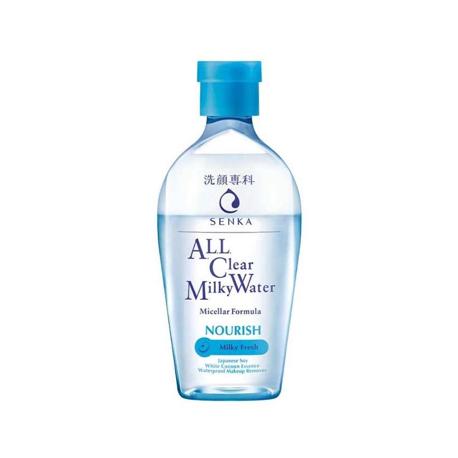 Nước Sữa Tẩy Trang 2 Lớp Senka ALL Clear Milky Water 230ml