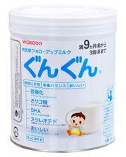 Sữa Wakodo số 9 (Wakodo Gun Gun)