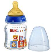 Bình sữa Nuk thủy tinh cổ rộng 120ml