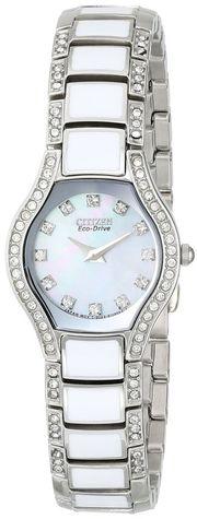Đồng hồ Citizen nữ Eco-drive EW9870-81D