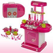 Bộ đồ chơi nấu ăn cho bé kitchen set 008-58