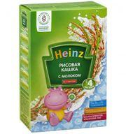Bột ăn dặm Heinz 4+ vị sữa gạo (Nga)