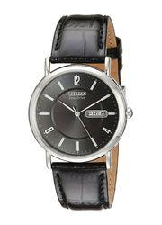 Đồng hồ Citizen Eco Drive cho nam dây da thật BM8249-03E