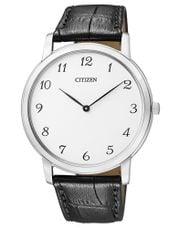 Đồng hồ Citizen Eco AR1110-02B thanh mảnh lịch lãm