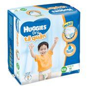 Tã quần Huggies size XXL cho bé 15-25 kg