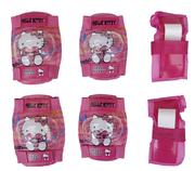 Bộ bảo vệ chân tay cho bé gái Hello Kitty