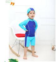 Đồ bơi cho bé trai Vivo Biniya dài tay