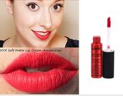 Son Nyx Soft Matte Lip Cream Amsterdam SMLC01 quyến rũ