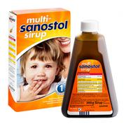 Vitamin tổng hợp Sanostol số 1 cho trẻ 1-3 tuổi