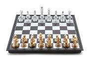 Bàn cờ vua nam châm UB nhỏ thiết kế bàn gập tiện dụng