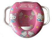 Miếng lót bồn cầu cho bé Disney hình Hello Kitty