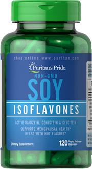 Mầm đậu nành estrogen Non-GMO Soy Isoflavones