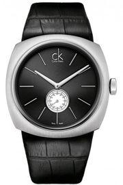 Đồng hồ CK dây da K9712102 cho nam