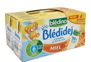 Sữa nước Bledina 6 tháng của Pháp cho bé từ 6 tháng tuổi
