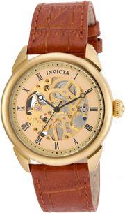 Đồng hồ Invicta 17186 thiết kế lộ máy dành cho nam