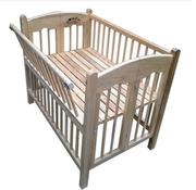 Giường cũi trẻ em gỗ quế Goldcat 2 tầng, cỡ đại