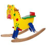Ngựa gỗ bập bênh cho bé Etic C419