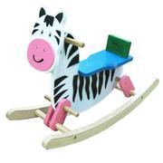 Ngựa gỗ bập bênh cho bé Veesano YT9403A