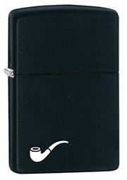 Bật lửa Zippo Pipe Lighters Black Matte 218PL