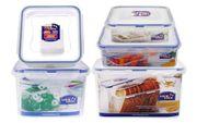 Bộ 5 hộp đựng thực phẩm Lock&Lock HPL852NL05