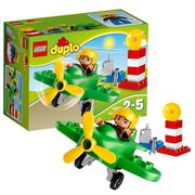 Đồ chơi xếp hình Lego Duplo 10808 - Máy bay mini