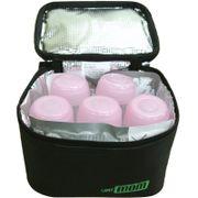 Túi giữ nhiệt, giữ lạnh bình sữa Unimom kèm đá khô diệt khuẩn