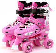 Giày trượt patin trẻ em 4 bánh 2 hàng LF 806
