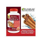 Viên uống điều trị tiểu đường Trunature Advanced Strength 170 viên