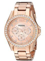 Đồng hồ Fossil nữ ES2811 vàng hồng sang trọng