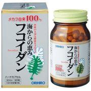 Tảo Fucoidan Orihiro 90 viên của Nhật