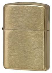 Bật lửa Zippo 168 Armor Brushed Brass