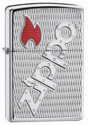 Bật lửa Zippo 20991 Bolted Armor High Polish Chrome