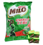 Milo dạng viên Energy cube Thái Lan 100 viên